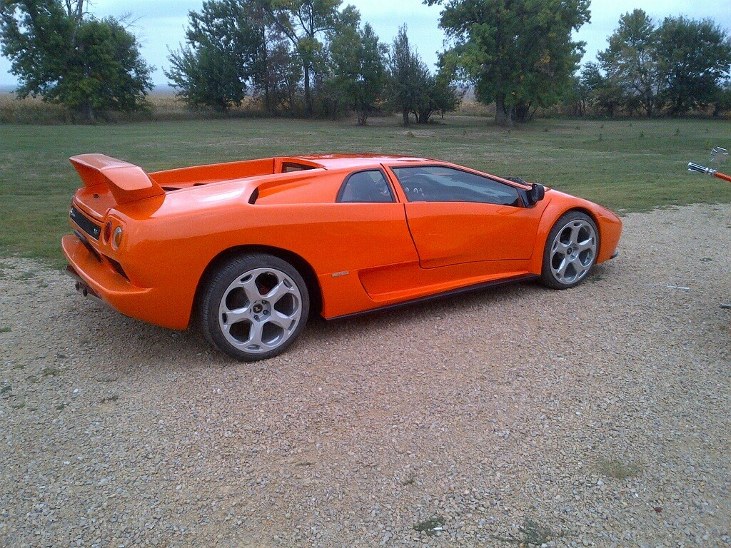 B And B Customs Lamborghini Diablo Vt 6 0 Replica